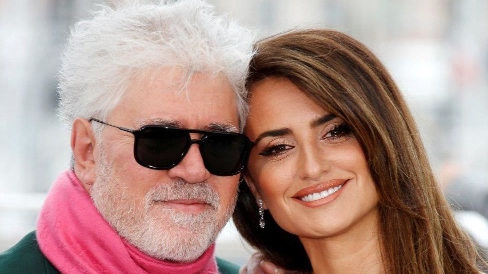 His latest film reunites him with Penelope Cruz, who has starred in many of his movies