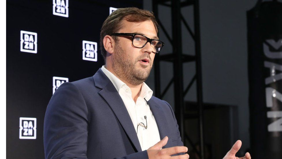 DAZN CEO James Ruhston believes that viewers have already accepted the move from traditional TV to streaming