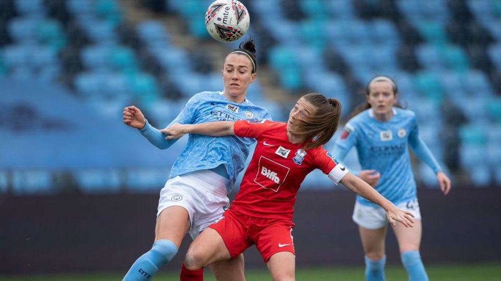 Showing the women's UEFA Champions League for free could raise the profile of stars like Lucy Bronze says DAZN's CEO James Rushton