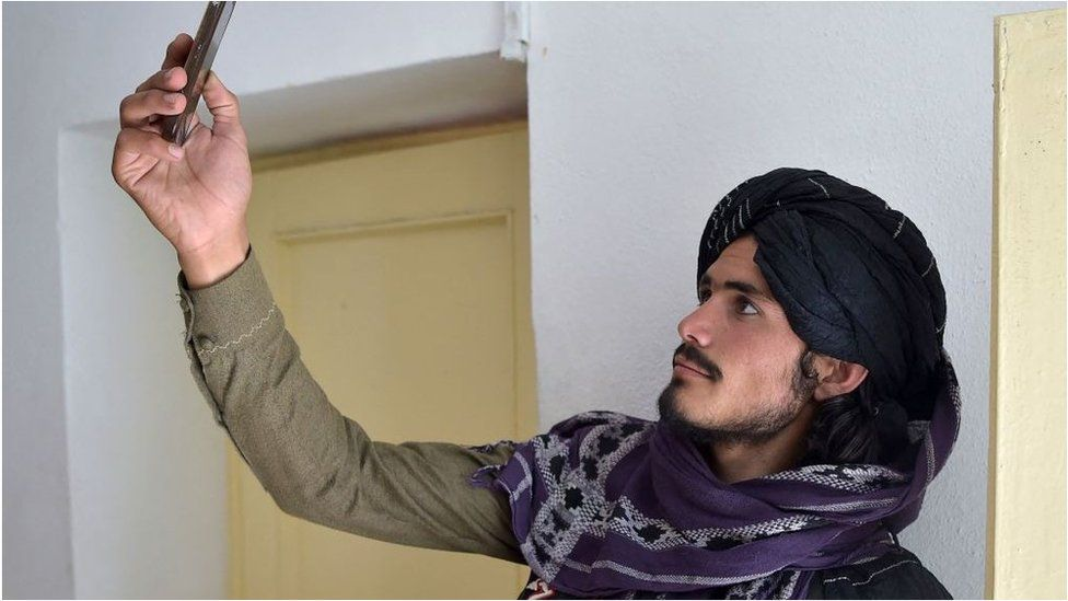 Technology firms face challenges on how to handle content related to the Taliban