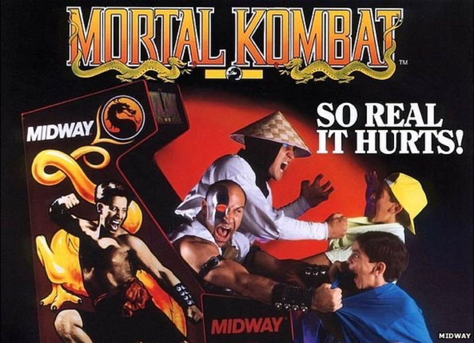 Mortal Kombat provoked outrage for its graphic violence, leading to major changes in the video games industry
