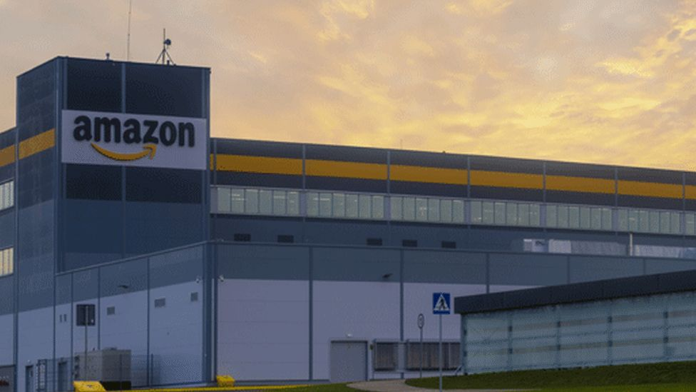 , Working practices in Amazon's warehouses have come under intense scrutiny