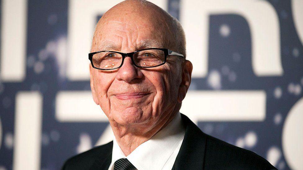 Rupert Murdoch invested in Theranos