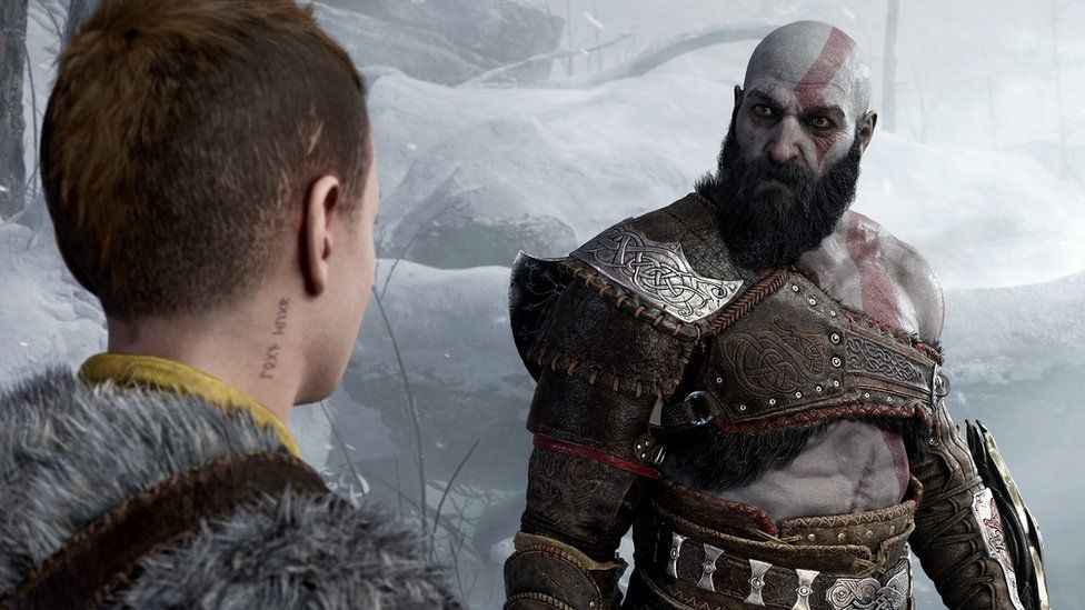 We saw the first gameplay of God of War: Ragnarok but no release date