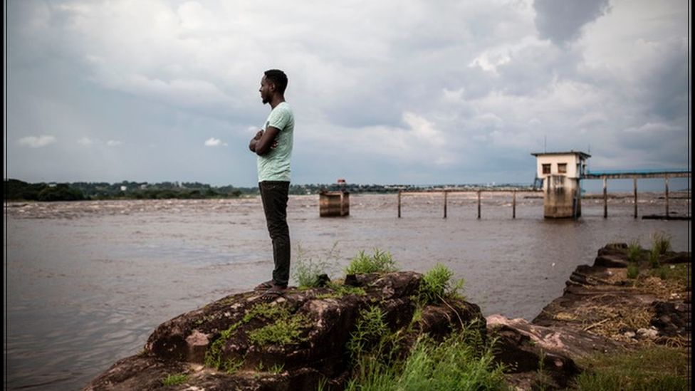 Getting broadband over the Congo is a challenge
