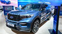 Ford объявляет об инвестициях в заводы по производству электромобилей на сумму 11,4 млрд долларов