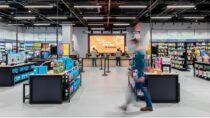 Amazon открывает первый в Великобритании магазин непродовольственных товаров